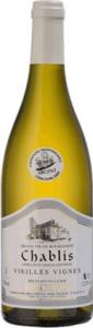 Sylvain Mosnier Vieilles Vignes Chablis 2012 Bottle