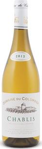 Domaine Du Colombier Chablis 2013 Bottle