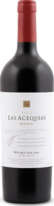 Valle Las Acequias Oak Malbec 2011 Bottle