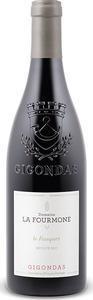 Domaine La Fourmone Le Fauquet Gigondas 2012, Ap Bottle