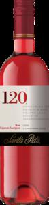 Santa Rita 120 Rose Cabernet Sauvignon 2014 Bottle