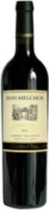 Concha Y Toro Don Melchor Cabernet Sauvignon 2003, Maipo Valley, Puente Alto Bottle