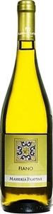 Masseria Frattasi Acquafredda Fiano Beneventano 2013, Campania, Italy Bottle