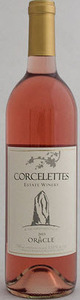 Corcelettes Zweigelt Oracle 2014, BC VQA Similkameen Valley Bottle