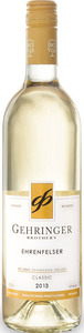 Gehringer Brothers Ehrenfelser Classic 2014, VQA Okanagan Valley Bottle