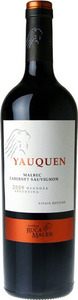 Yauquen Bonarda 2012, Mendoza Bottle