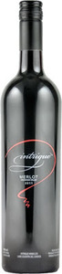 Intrigue Merlot 2013, BC VQA Okanagan Valley Bottle