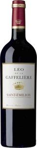 Leo De La Gaffeliere 2013, Saint Emilion Bottle