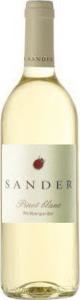 Sander Pinot Blanc Trocken 2013, Qualitätswein Bottle