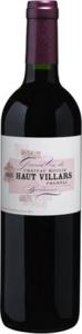 Château Villars 2010, Ac Fronsac Bottle