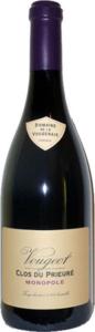 Domaine De La Vougeraie Vougeot Le Clos Du Prieuré 2003 Bottle