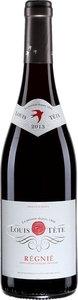 Louis Tête Régnié 2013 Bottle