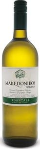 Tsantalis Makedonikos White Bottle