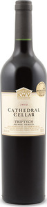 Cathedral Cellar Triptych 2012, Wo Western Cape Bottle
