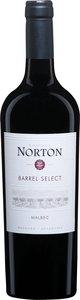 Norton Barrel Select Malbec 2009 Bottle