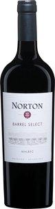 Norton Barrel Select Malbec 2012 Bottle