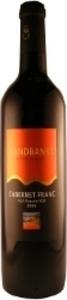 Sandbanks Cabernet Franc 2007, VQA Ontario Bottle