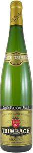 Trimbach Cuvée Frédéric Émile Riesling 1990 Bottle