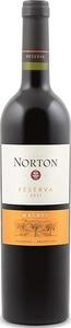 Norton Reserva Malbec 2011, Mendoza Bottle
