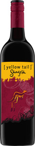 Yellow Tail Sangria Bottle