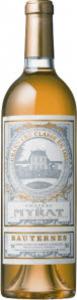 Château De Myrat 2011, Ac Barsac (375ml) Bottle