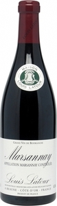 Louis Latour Marsannay 2012, Ac Bottle