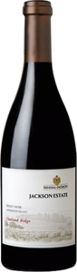 Jackson Estate Outland Ridge Pinot Noir 2012, Anderson Valley, Mendocino County Bottle