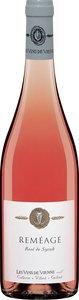 Domaine Des Vins De Vienne Reméage Rosé De Syrah 2014 Bottle