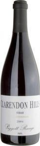 Clarendon Hills Piggott Range Syrah 2004 Bottle