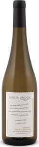 Southbrook Poetica Chardonnay 2011, VQA Niagara Peninsula Bottle