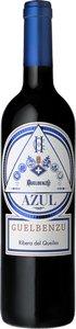 Bodegas Guelbenzu Azul 2009, Vinos De La Tierra Bottle