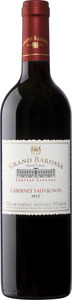 Château Tanunda Grand Barossa Cabernet Sauvignon 2012, Barossa Bottle