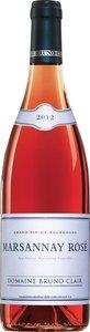 Bruno Clair Marsannay Pinot Noir Rosé 2013 Bottle