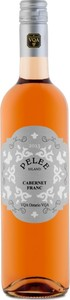 Pelee Island Cabernet Franc Rose 2013 Bottle