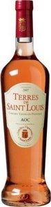 Terres De Saint Louis 2014, Coteaux Varois En Provence Rose Bottle