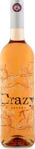 Crazy Tropez Rose 2014 Bottle