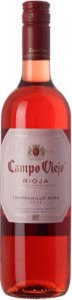 Campo Viejo Tempranillo Rose 2014 Bottle