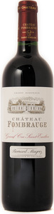 Château Fombrauge 2011, Ac Saint émilion Grand Cru Classé, Bordeaux, France Bottle