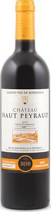 Château Haut Peyraud 2010, Ac Blaye Côtes De Bordeaux Bottle