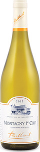 Domaine Berthenet Montagny 1er Cru 2013, Ac Bottle