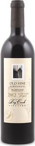 Dry Creek Vineyard Old Vine Zinfandel 2012, Dry Creek Valley, Sonoma County Bottle