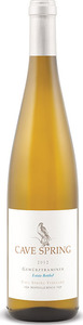 Cave Spring Estate Bottled Gewurztraminer 2012, Cave Spring Vineyard, VQA Beamsville Bench, Niagara Peninsula Bottle
