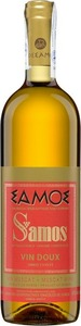 Samos Vin De Muscat Bottle
