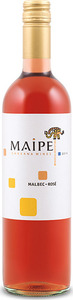 Maipe Malbec Rosé 2014, Mendoza Bottle