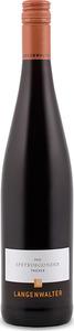 Langenwalter Spätburgunder Trocken 2012, Qualitätswein Bottle