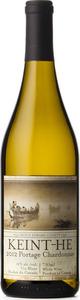 Keint He Portage Chardonnay 2013, VQA Prince Edward County Bottle