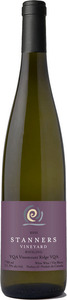 Stanners Vineyard Riesling 2012, Lincoln Lakeshore Bottle