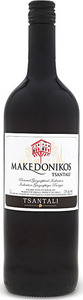 Tsantali Makedonikos Dry Red Bottle
