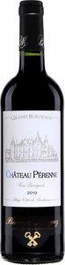 Château Pérenne 2010, Ac Blaye Côtes De Bordeaux Bottle