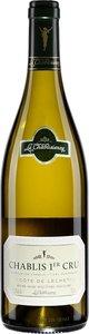 La Chablisienne Chablis Premier Cru Côte De Léchet 2011 Bottle